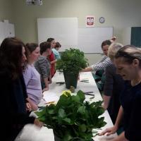 Szkolenie florystyczne 2017/2018